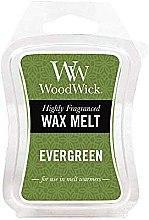 Духи, Парфюмерия, косметика Ароматический воск - WoodWick Wax Melt Evergreen