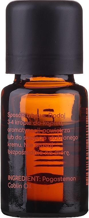 Органическое эфирное масло пачули - Mohani Patchuli Organic Oil — фото N2