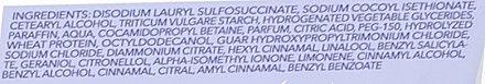 Твердый шампунь для волос - Foamie Soft Satisfaction Shampoo Bar — фото N3