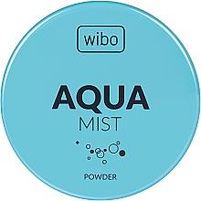 Духи, Парфюмерия, косметика Фиксирующая и освежающая пудра для лица - Wibo Aqua Mist Fixing Powder