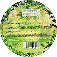 """Скраб для лица """"Киви"""" - Marion Tropical Island Kiwi Exfoliation Scrub — фото N2"""