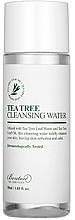Духи, Парфюмерия, косметика Очищающая вода с чайным деревом - Benton Tea Tree Cleansing Water (мини)