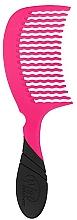 Духи, Парфюмерия, косметика Гребень для волос, розовый - Wet Brush Pro Detangling Comb Pink