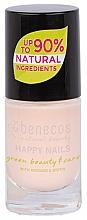 Духи, Парфюмерия, косметика Лак для ногтей, 5 мл - Benecos Happy Nails Nail Polish