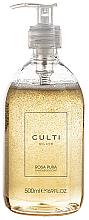 Духи, Парфюмерия, косметика Culti Rosa Pura - Парфюмированное мыло для рук и тела
