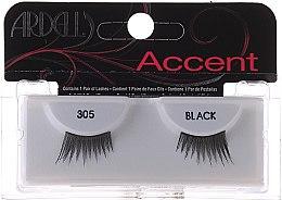 Духи, Парфюмерия, косметика Накладные ресницы - Ardell Lash Accents Black 305