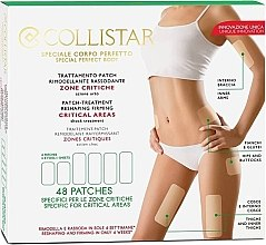 Духи, Парфюмерия, косметика Патчи для тела - Collistar Speciale Corpo Perfetto Patch-Treatment Reshaping Firming Critical Areas