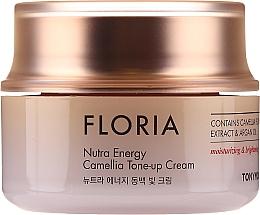 Духи, Парфюмерия, косметика Крем для лица - Tony Moly Floria Nutra Energy Tone Up Cream