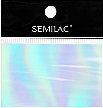 Духи, Парфюмерия, косметика Фольга для дизайна ногтей - SEMILAC Transfer Foil (1шт)