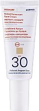 Духи, Парфюмерия, косметика Тонирующий солнцезащитный крем для лица - Korres Yoghurt Tinted Sunscreen Face Cream SPF30