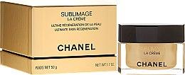 Духи, Парфюмерия, косметика Регенерирующий крем для лица - Chanel Sublimage La Creme