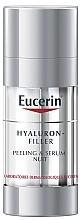 Духи, Парфюмерия, косметика Ночная сыворотка-пилинг - Eucerin Hyaluron-Filler Peeling & Serum Night