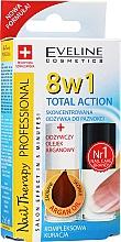 Духи, Парфюмерия, косметика Высокоэффективный препарат для ногтей 8в1 - Eveline Cosmetics Nail Therapy