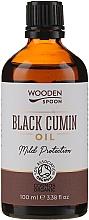 Духи, Парфюмерия, косметика Масло черного тмина - Wooden Spoon Black Cumin Oil