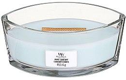 Духи, Парфюмерия, косметика Ароматическая свеча в стакане - Woodwick Hearthwick Flame Ellipse Candle Pure Comfort