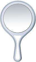 Духи, Парфюмерия, косметика Двухстороннее зеркало с ручкой, d 12,5 см - Titania