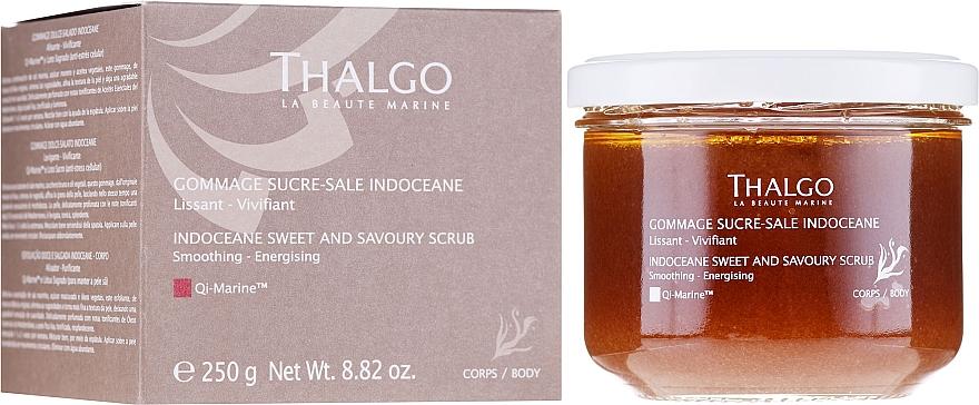 Сладко-соленый скраб - Thalgo Sweet and Savoury Body Scrub — фото N1