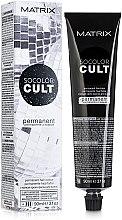 Духи, Парфюмерия, косметика Стойкая краска для окрашивания волос - Matrix Socolor Cult Permanent Haircolor