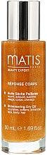 Духи, Парфюмерия, косметика Масло для ухода за лицом, волосами и телом - Matis Paris Reponse Corps Shimmering Dry Oil