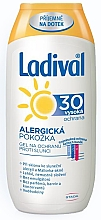 Духи, Парфюмерия, косметика Лосьон-гель для чувствительной кожи - Ladival SPF30