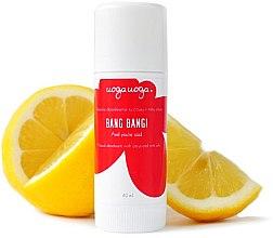 Духи, Парфюмерия, косметика Натуральный дезодорант-стик - Uoga Uoga Bang Bang Natural Deodorant