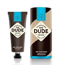 Духи, Парфюмерия, косметика Мыло для лица - Waterclouds The Dude Pre Cleanser