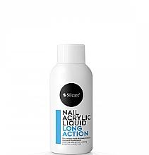 Духи, Парфюмерия, косметика Акриловая жидкость - Silcare Nail Acrylic Liquid Standart Long Action