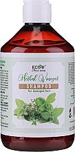 Духи, Парфюмерия, косметика Шампунь для поврежденных волос - Eco U Herebal Vinegar Shampoo