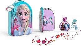 Духи, Парфюмерия, косметика Disney Frozen II - Набор (edt/100ml + lipgloss/6ml + bag)