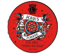 Помада для волос - Lavish Care John's Pomade For Kids — фото N1