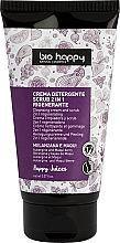 Духи, Парфюмерия, косметика Регенерирующий очищающий крем-скраб 2 в 1 - Bio Happy Regenerating Scrub Cleansing Cream