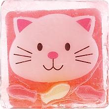 "Духи, Парфюмерия, косметика Глицериновое мыло ""Котенок"" - Chlapu Chlap Glycerine Soap"