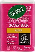 "Духи, Парфюмерия, косметика Очищающее мыло ""Роза"" - Urtekram Pure Indulgement Rose Soap"