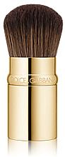 Духи, Парфюмерия, косметика Кисть для пудры - Dolce & Gabbana Retractable Kabuki Powder Brush
