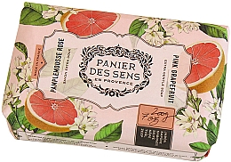 """Духи, Парфюмерия, косметика Экстра-нежное мыло с маслом ши """"Грейпфрут"""" - Panier des Sens Shea Butter Soap Bar Pink Grapefruit"""