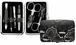 Духи, Парфюмерия, косметика Маникюрный набор для ногтей - DuKaS Premium Line PL 126CB