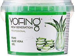 Духи, Парфюмерия, косметика Гель для тела - Yofing Pure Aloe Vera Gel