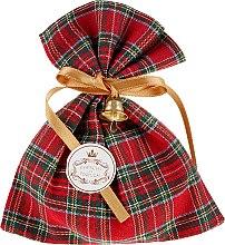 Ароматический мешочек, шотландский узор, фиалка - Essencias De Portugal Tradition Charm Air Freshener — фото N1