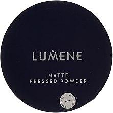 Духи, Парфюмерия, косметика Компактная матирующая пудра - Lumene Matte Pressed Powder
