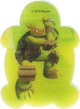 """Духи, Парфюмерия, косметика Мочалка банная детская """"Черепашки Ниндзя"""" Микеланджело 1 - Suavipiel Turtles Bath Sponge"""