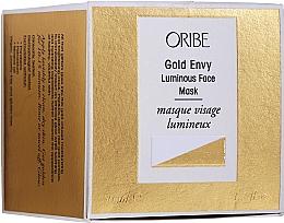 Духи, Парфюмерия, косметика Маска для лица - Oribe Gold Envy Luminous Face Mask