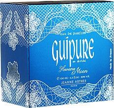 Духи, Парфюмерия, косметика Jeanne Arthes Guipure & Silk Havana Moon - Парфюмированная вода