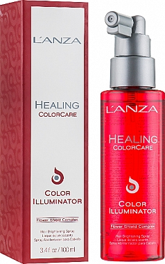 Средство для ухода за цветом волос - L'anza Healing ColorCare Color Illuminator — фото N1