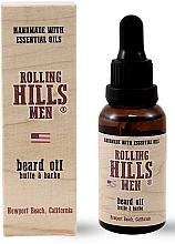Духи, Парфюмерия, косметика Масло для бороды - Rolling Hills Men Beard Oil