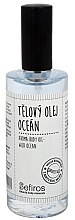 "Духи, Парфюмерия, косметика Масло для тела ""Океан"" - Sefiros Aroma Body Oil Wild Ocean"