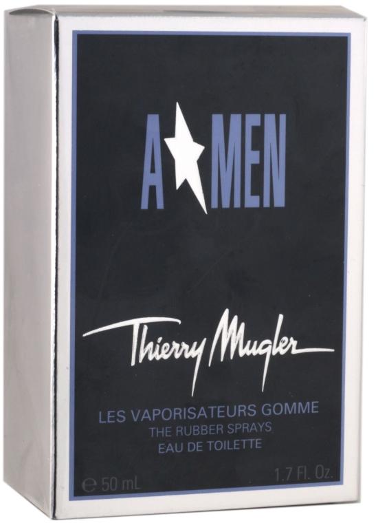 Mugler A*Men Les Vaporisateurs Gomme - Туалетная вода — фото N2