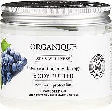 "Духи, Парфюмерия, косметика Масло для тела ""Виноград"" - Organique Professional Spa Therapies Grape Body Butter"
