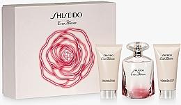 Духи, Парфюмерия, косметика Shiseido Ever Bloom - Набор (edp/50ml + b/lot/50ml + sh/cr/50ml)