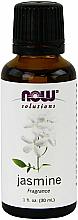 Духи, Парфюмерия, косметика Эфирное масло жасмина - Now Foods Essential Oils Jasmine