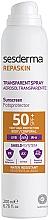 Духи, Парфюмерия, косметика Солнцезащитный спрей для тела - SesDerma Laboratories Repaskin Aerosol Spray SPF50